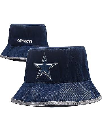 d9177d4e RongJ-store Football Team Pattern Fashion Men's Training Bucket Hat  Fisherman Cap Bucket Hat