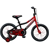 "Schwinn Boys Piston Bicycle, 16"" Wheel, Red"