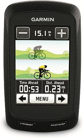 Garmin Edge 800 Ordenador para Bicicletas, Unisex, Negro: Amazon ...