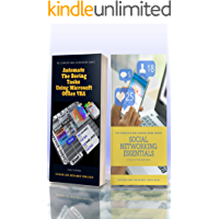 The Complete MBA Coursework Bundle 1-2 : Automate the Boring Tasks using Microsoft VBA & Social Networking (201 Non…