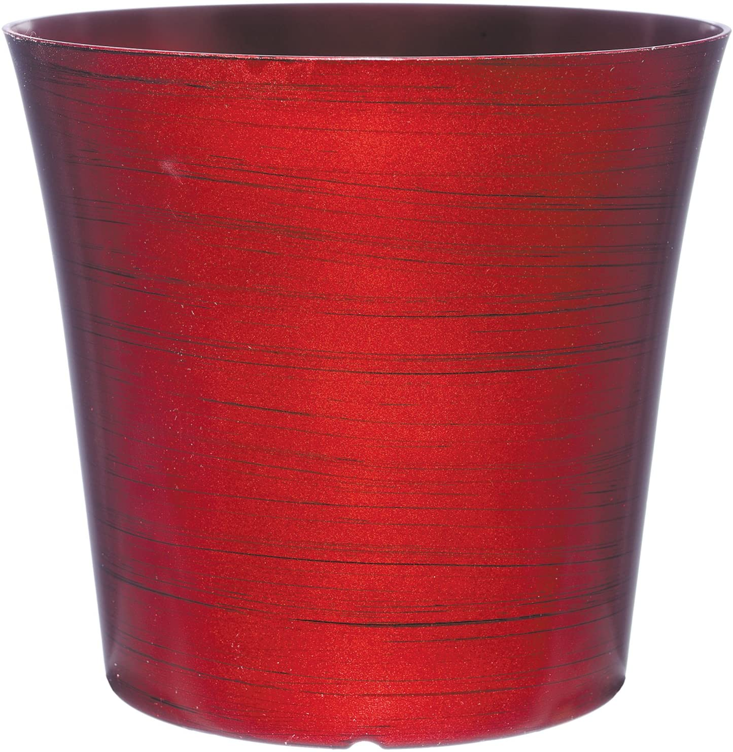 "Classic Home and Garden 1255-098 Bella 10"" Planter, Ruby Slipper"