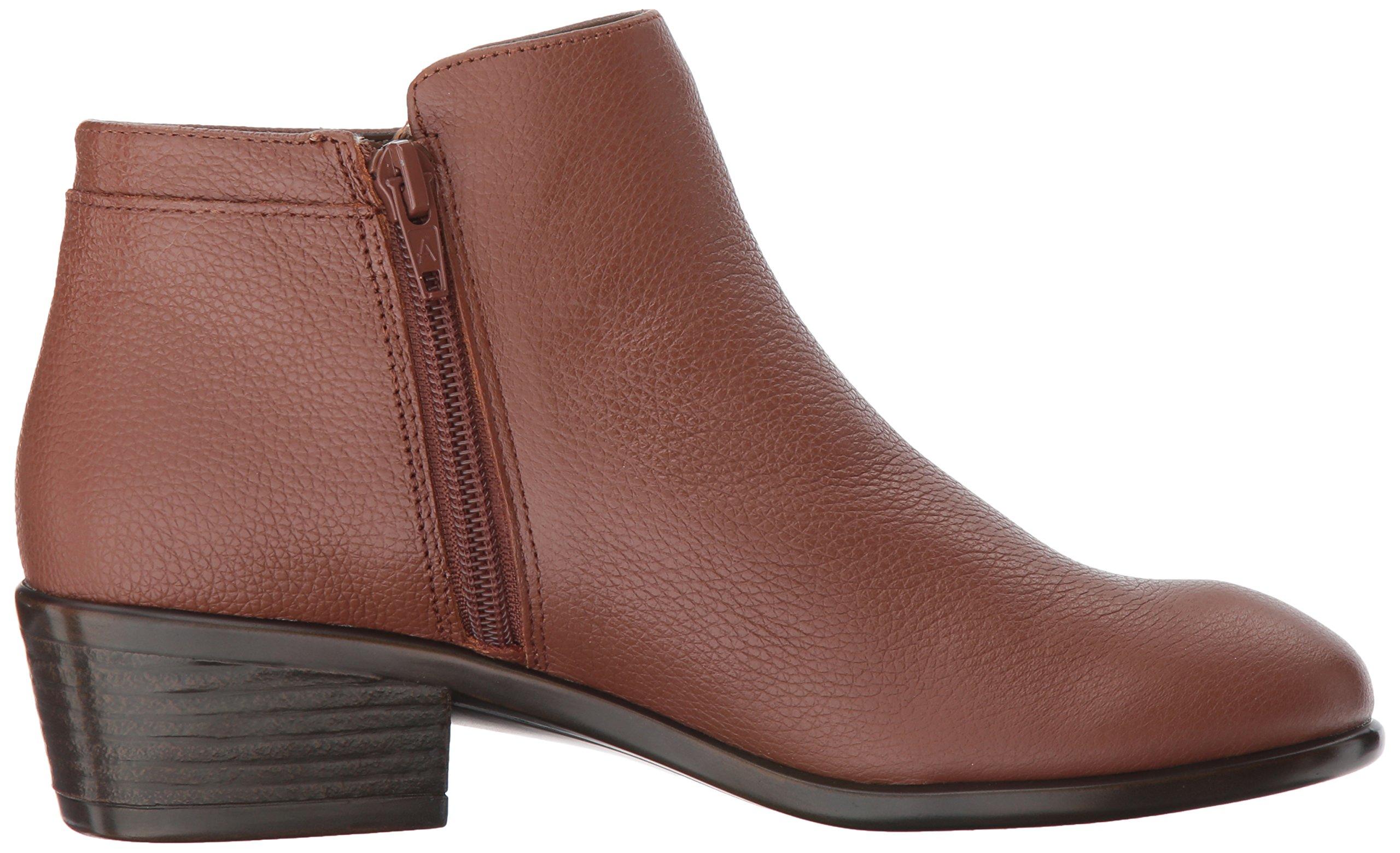 Aerosoles Women's Mythology Boot, Dark Tan Leather, 9 W US by Aerosoles (Image #7)