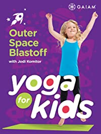 Gaiam Yoga Outer Space Blast