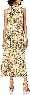 product image for Rachel Pally Women's Mock Neck, Sleeveless Dress