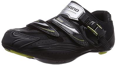 Shimano SH-RT82, Chaussures de Vélo de Route Mixte Adulte, Noir (Black