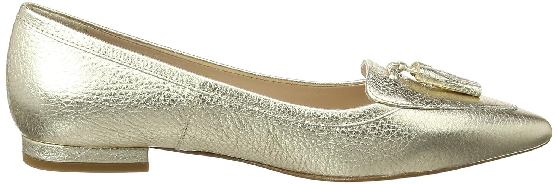 LK BENNETT Damen (Soft Dixie Geschlossene Ballerinas Gold (Soft Damen Gold) 96523a