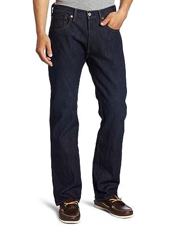 b856bbca434 Levi's Men's 501 Jean Union Blue at Amazon Men's Clothing store: