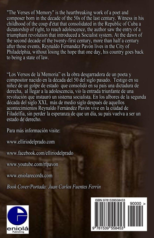 Los Versos de la Memoria: The Verses of Memory (Spanish ...