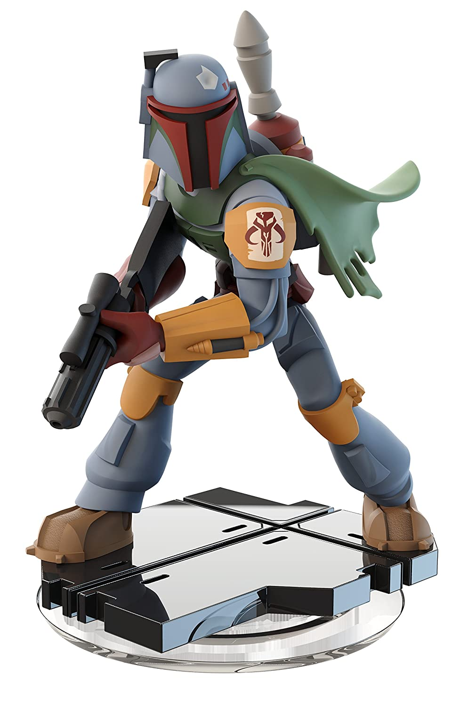 DISNEY INFINITY 3.0 Star Wars Boba Fett Figure Character New Sealed Ships Today!