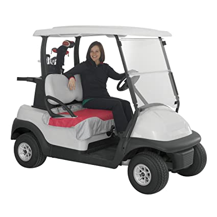 Amazon.com : Clic Accessories Fairway Golf Cart Seat Blanket ... on golf games, golf tools, golf accessories, golf trolley, golf cartoons, golf machine, golf handicap, golf players, golf girls, golf hitting nets, golf buggy, golf words, golf card,