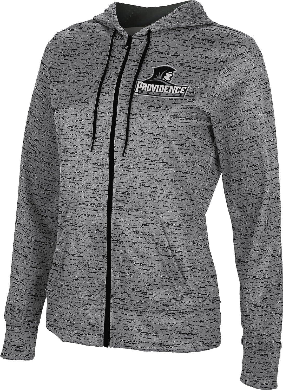 Providence College Girls Zipper Hoodie Brushed School Spirit Sweatshirt