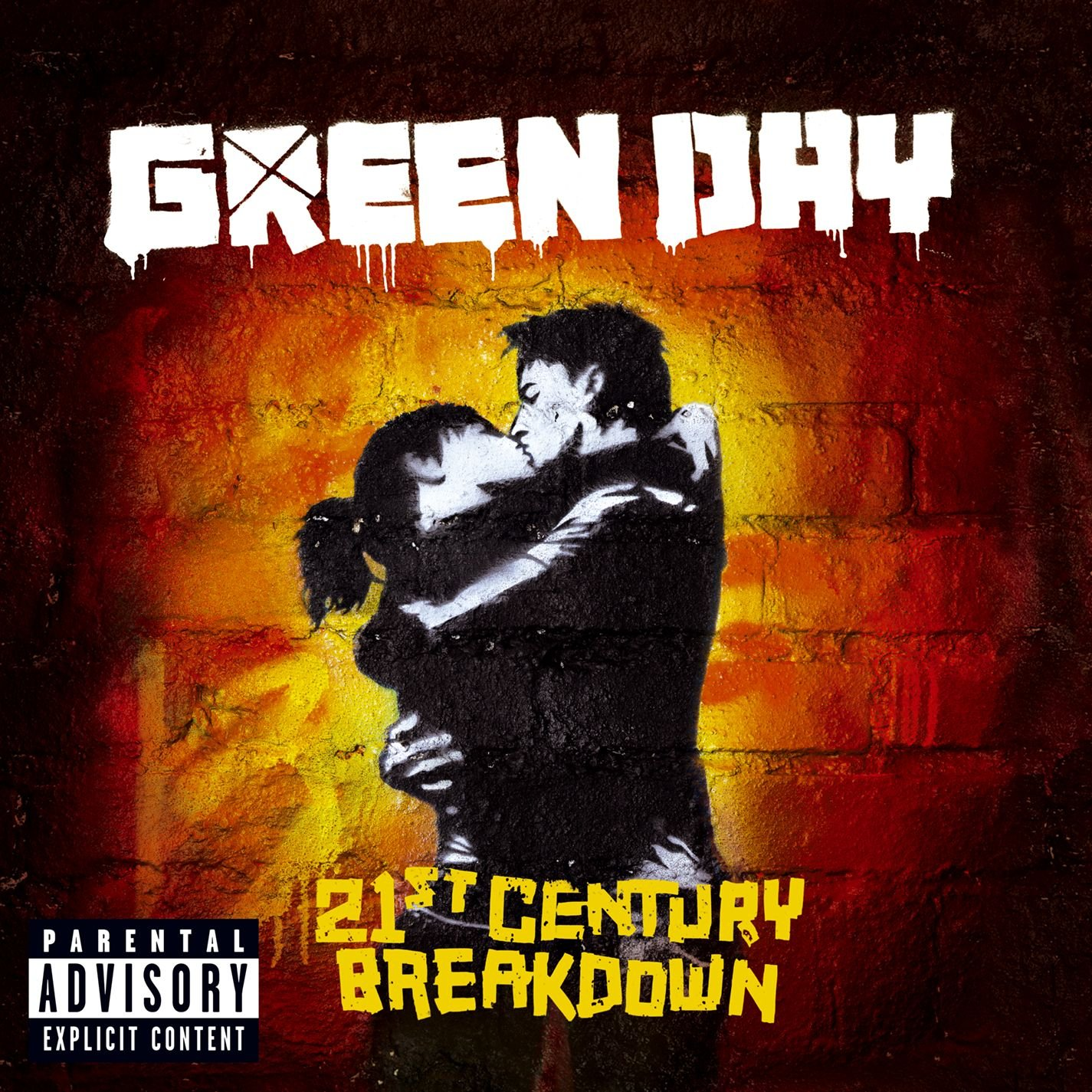 Image result for green day 21 century breakdown