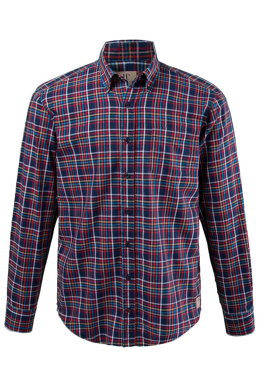 JP1880 Men's Big & Tall Flannel shirt 700972