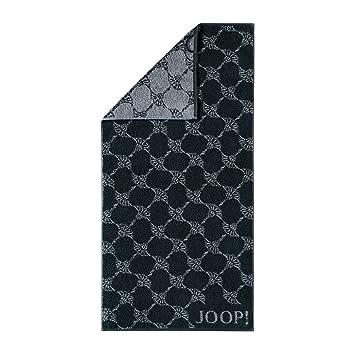 wie man wählt heiß-verkaufender Fachmann Geschäft Joop! Handtuch Classic Cornflower 1611 | 97 schwarz - 50 x 100
