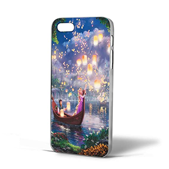 Amazon.com  Disney Tangled Lights for Iphone Case (iPhone 6 white ... 7583c49c6607