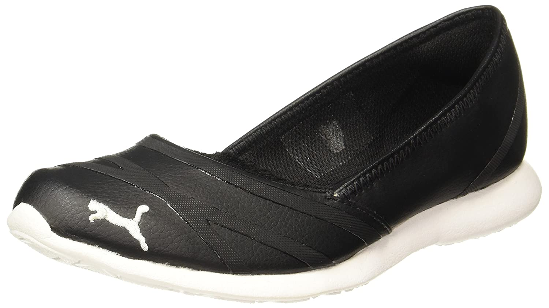 Puma Women s Vega Ballet Sl Black Sneakers-6 UK India (39 EU) (36488604)   Buy Online at Low Prices in India - Amazon.in 976c7a28c