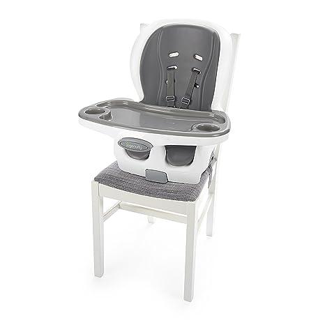 Amazon.com: Ingenuity Silla alta Trio Elite 3-en-1, Slate: Baby