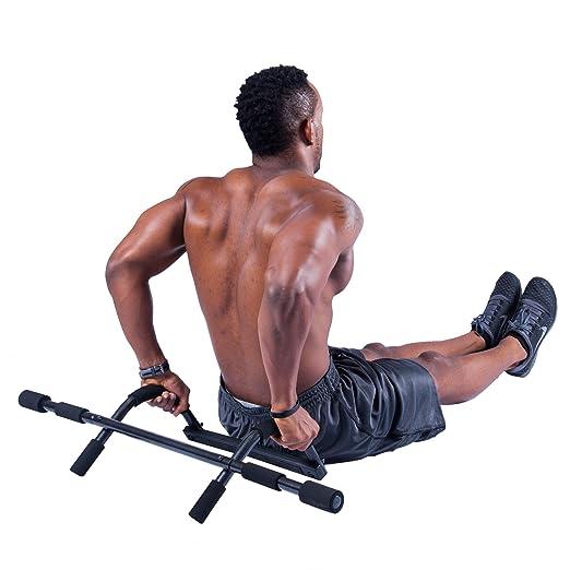 Antonio Banderas Spirit Pull Up Bar de dominadas para Puerta Sit-Up Multi Gym Fitness Dispositivo: Amazon.es: Deportes y aire libre