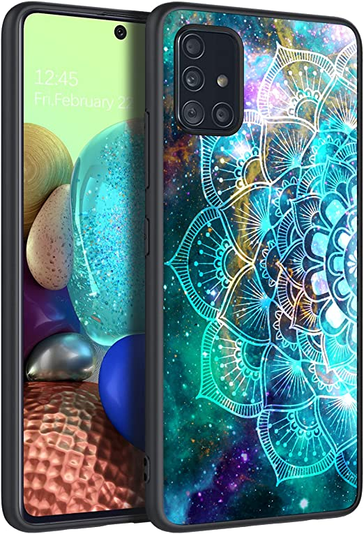 Amazon Com Bentoben For Samsung A71 5g Case Not Fit A71 5g Uw Verizon Slim Fit Glow In The Dark Protective Hybrid Hard Pc Soft Tpu Bumper Cover Phone Cases For Samsung Galaxy