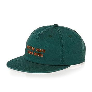 Globe Better Skate Low Rise Cap - Gorra, Unisex Adulto, Verde(Bottle Green): Amazon.es: Deportes y aire libre