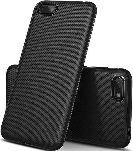 best authentic 4a720 2bdf8 Amazon.com: Huawei Y5 2018 case, KuGi Y5 Prime 2018 case, SS ...
