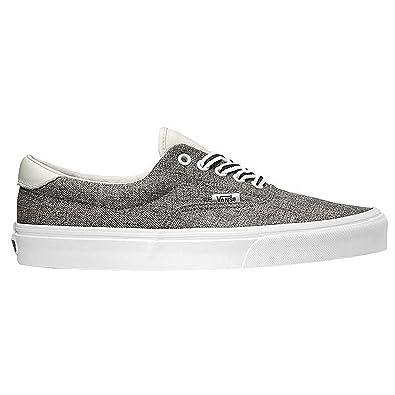 0de6ae47ab Vans Unisex Adult (QF3) (Varsity) Frost Gray Blanc De Blanc Skate ...