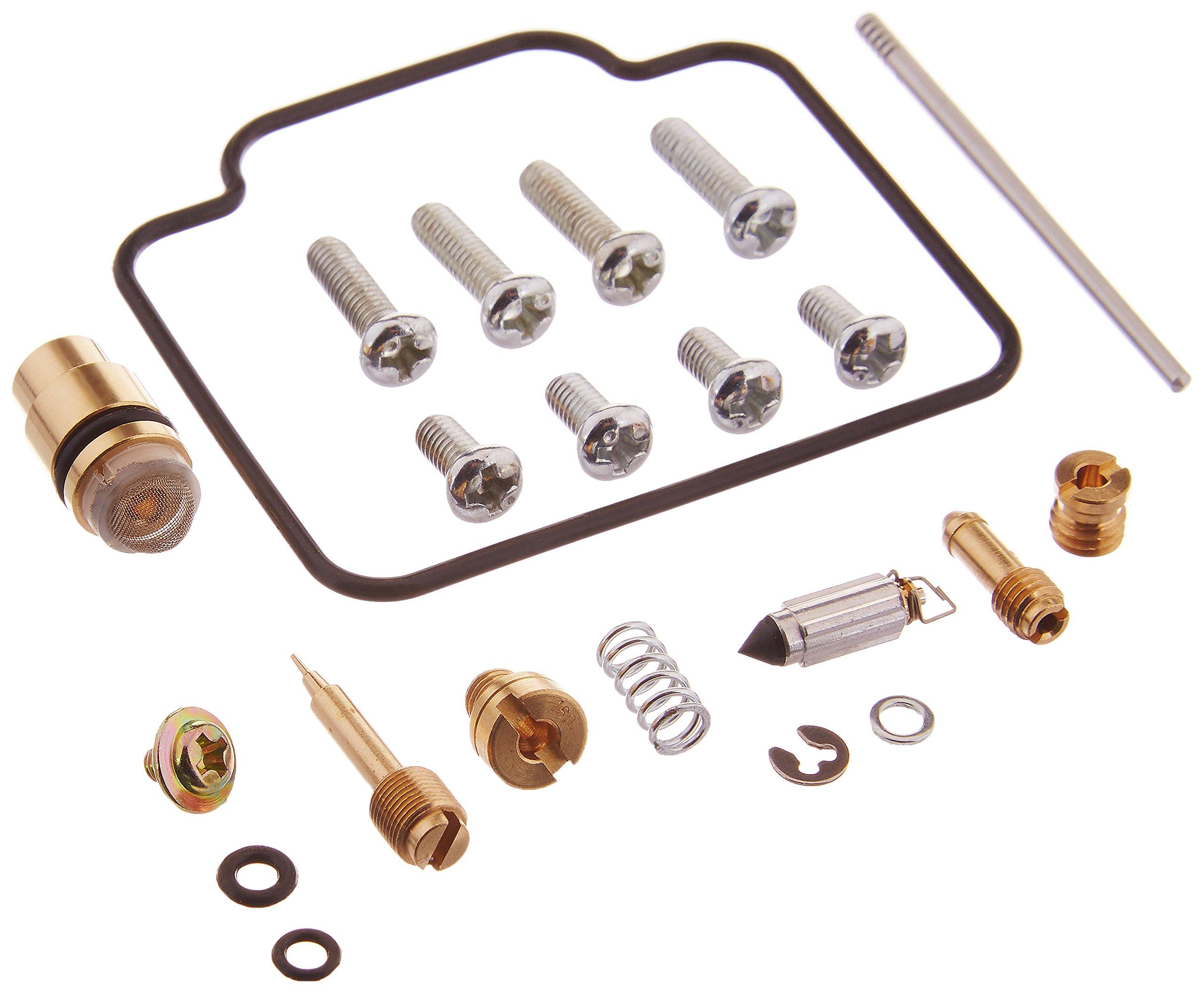 All Balls 26-1258 Carburetor Repair Kit (26-1258 Yamaha YFM250 Beartracker 1999-2004)
