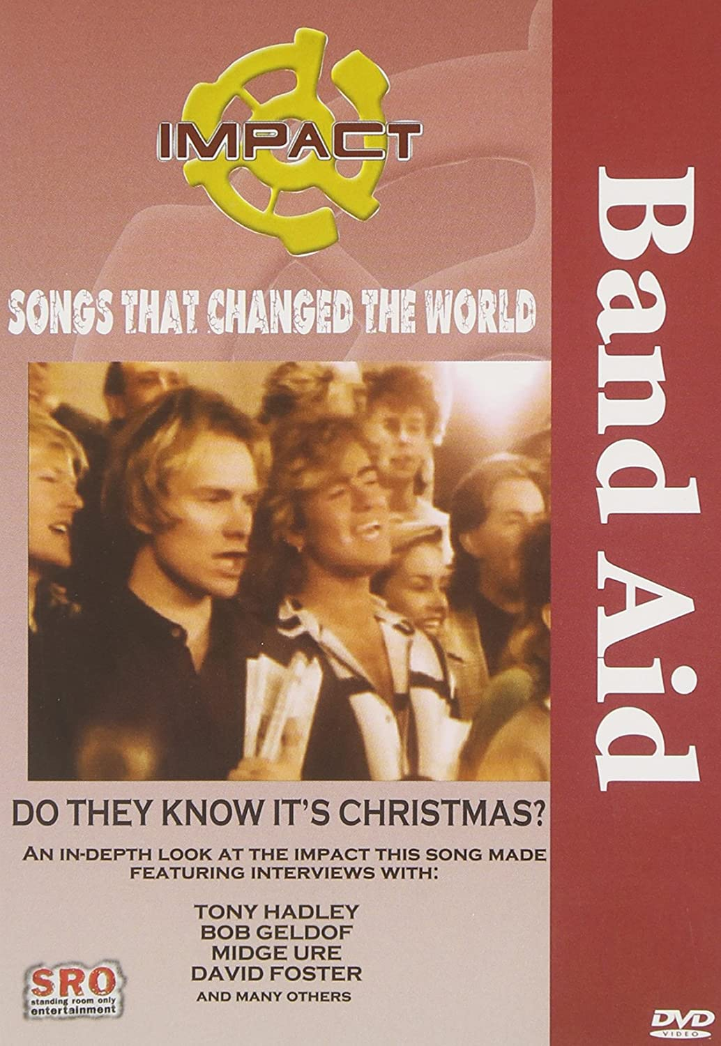 Band Aid: Do They Know It's Christmas [DVD] [Import] B000VSDNE6
