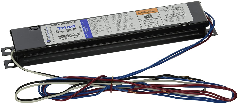 universal lighting technologies b232iunvhp b electronics fluorescentuniversal lighting technologies b232iunvhp b electronics fluorescent ballast amazon com