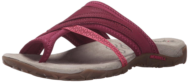 Merrell Women's Terran Post II Sandal B00YDKEU3Q 10 B(M) US|Fuchsia