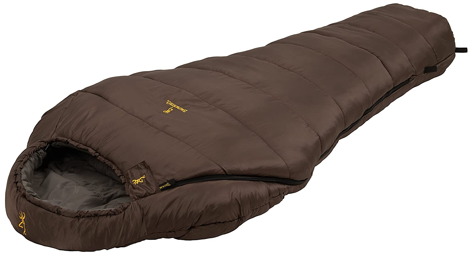 Browning Camping Kenai -20 Degree Wide Mummy Sleeping Bag