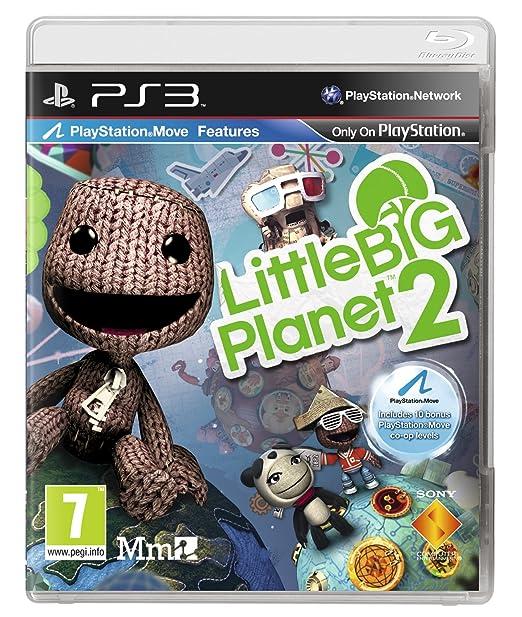 LittleBigPlanet 2 (PS3): Amazon co uk: PC & Video Games