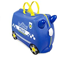 Trunki Ride-on Suitcase, Police Car