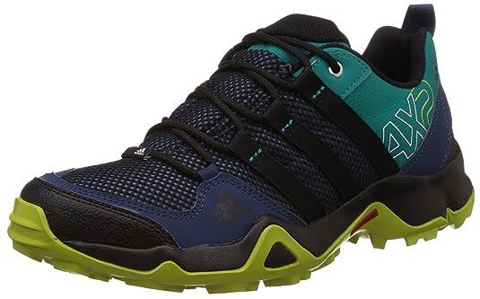 Adidas Men's Ax2 Trekking and Hiking Footwear Shoes Camping & Hiking Footwear at amazon