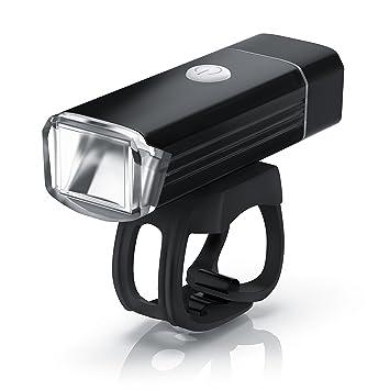 Aplic - LED Faro para Bicicleta con la batería Recargable | Iluminación para Bicicleta/Lámpara