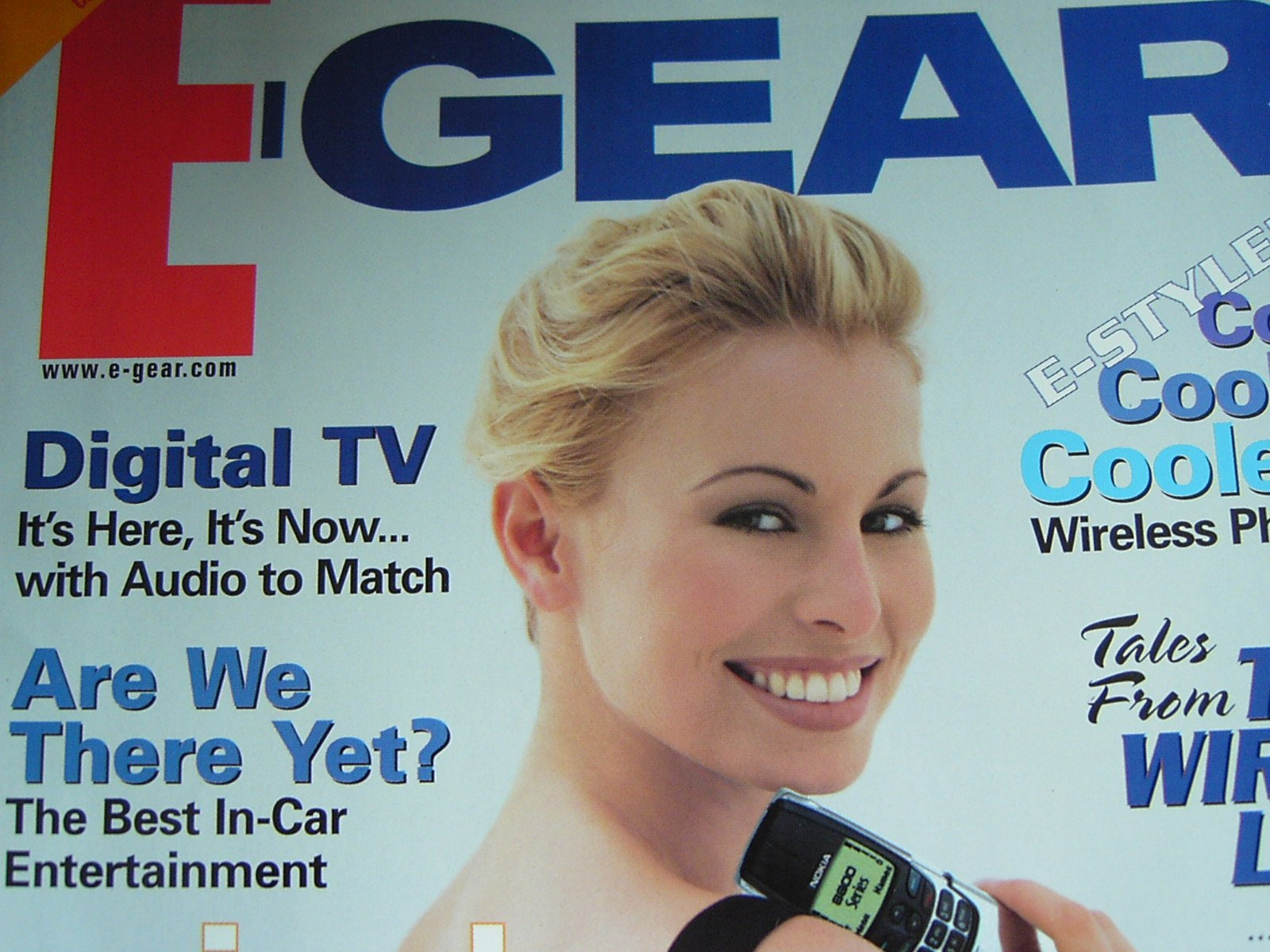 E-Gear for the Wired Life (Premier Issue, Fall 1999): Editors of E ...