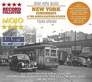 Down Home Blues: New York Cincinnati & North Eastern States: Tough Enough
