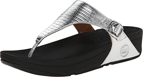 Fitflop Skinny Croc, Sandales Femme: : Chaussures