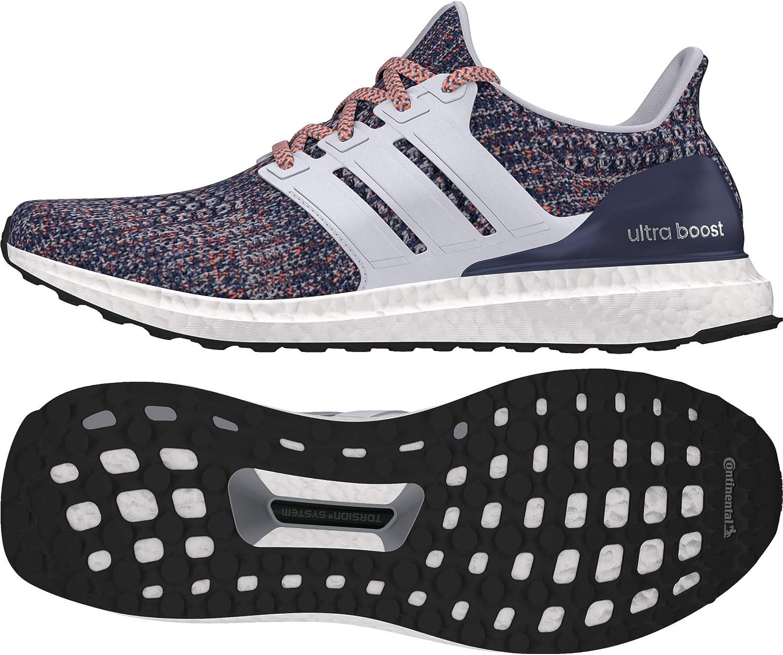 Adidas Ultraboost W, Zapatillas de Trail Running para Mujer, Azul (Aeroaz/Aeroaz/Indnob 000), 43 1/3 EU: Amazon.es: Zapatos y complementos