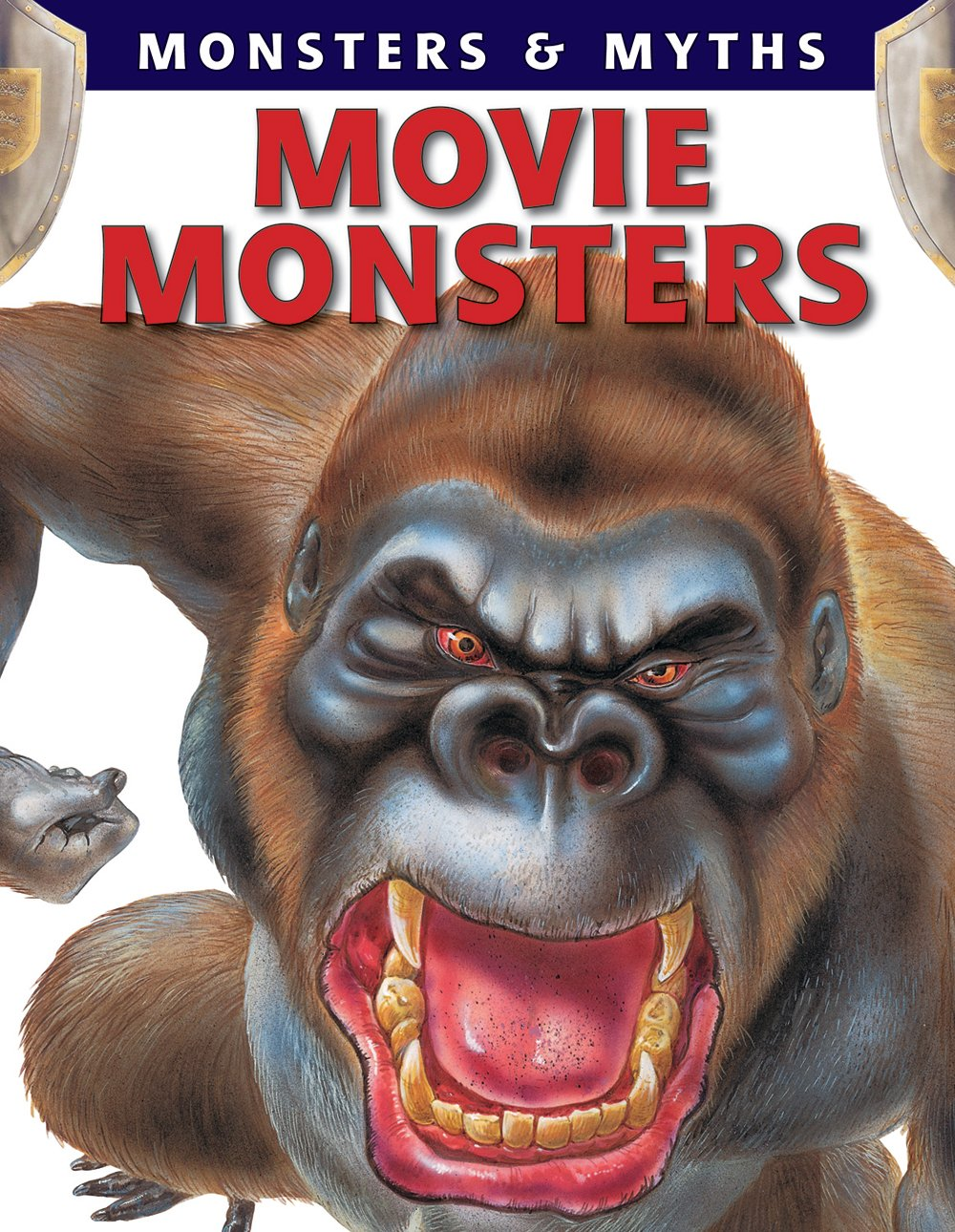 Movie Monsters Monsters Myths Mccall Gerrie Mcnab Chris 9781433950070 Amazon Com Books