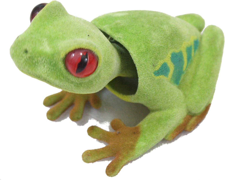 Bobblehead Frog by Batty Bargains