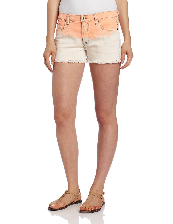 Hudson Jeans Womens Moss Raw Edge Short Hudson Women/'s Contemporary WMR655DHK