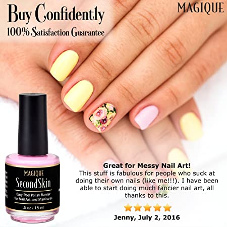 Amazon Nail Art Liquid Latex Barrier
