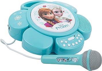 Giochi Preziosi Canta Tu Frozen Macchina Karaoke con Microfono