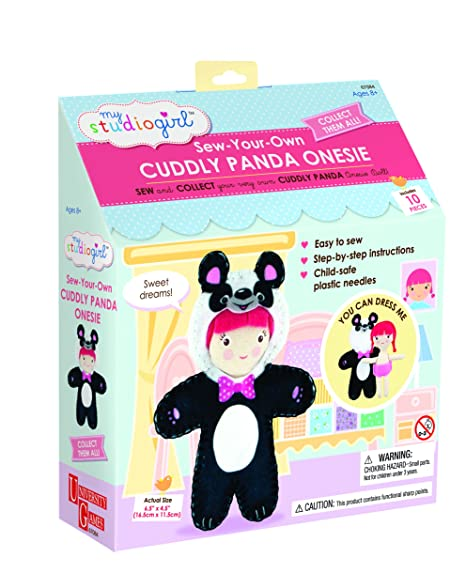0740042f7956 Buy Onesie Cuddly Panda Online at Low Prices in India - Amazon.in