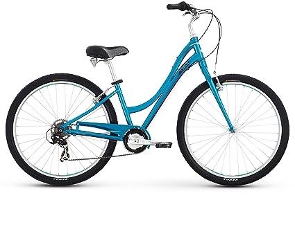 Amazon Com Raleigh Bikes Women S Circa 1 Step Thru Comfort Bike