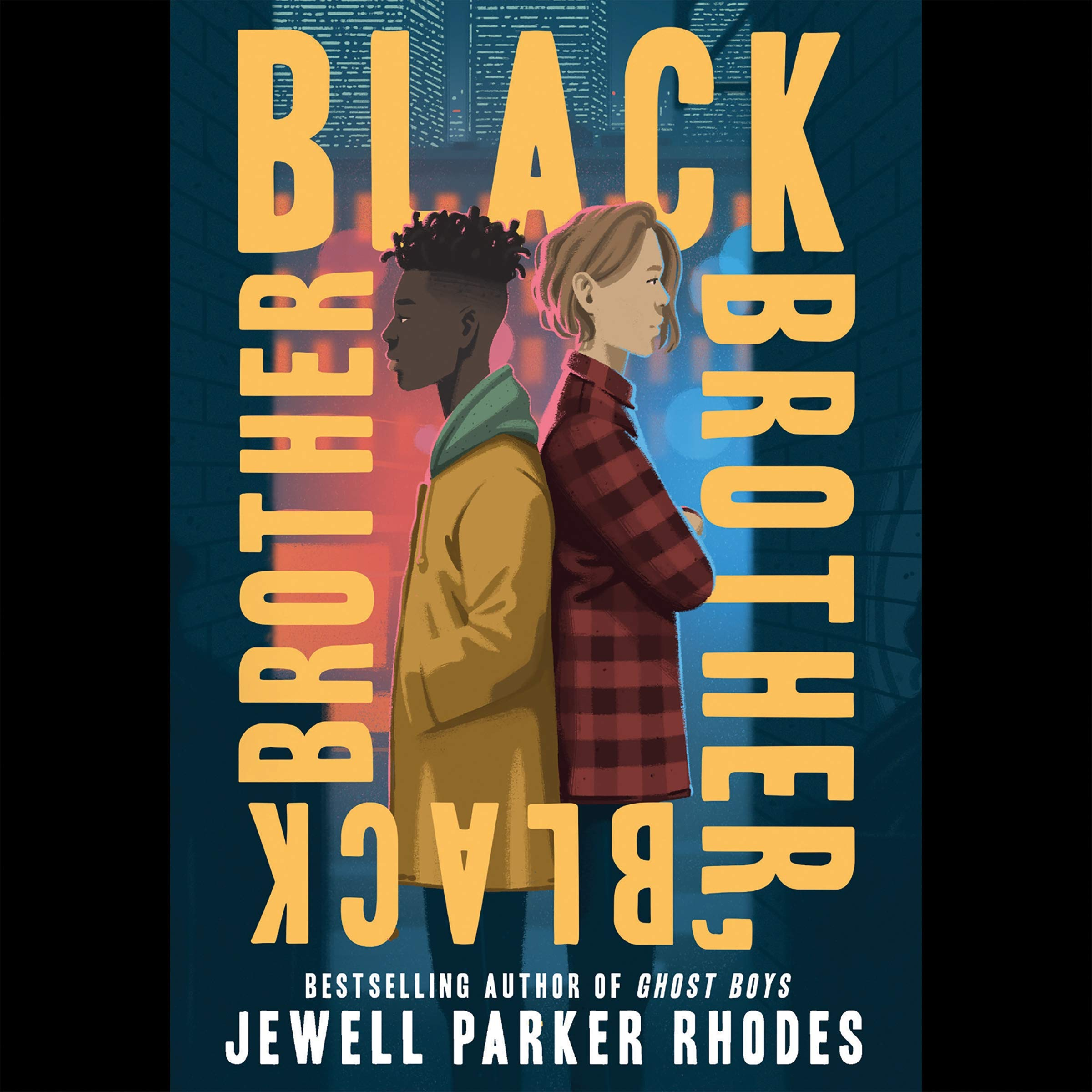 Black Brother, Black Brother: Rhodes, Jewell Parker, Buckner ...