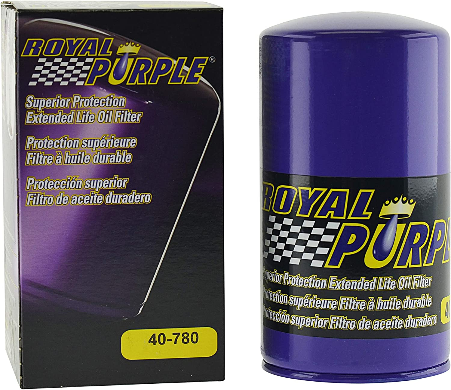 Royal Purple High-Performance Premium Oil Filter