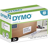 DYMO Label Writer High Capacity Large Shipping Label, 59mm x 12mm