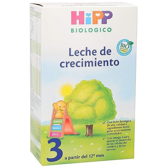 HiPP Biológico Leche 3-500 gr